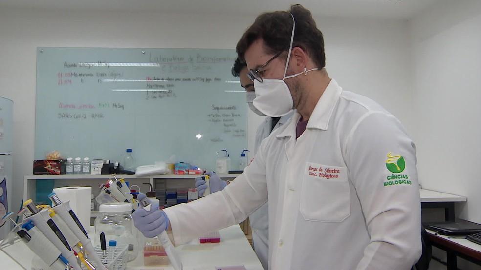 Resultados do monitoramento são obtidos de maneira mais ágil e barata, segundo cientistas — Foto: Reprodução/TV Globo