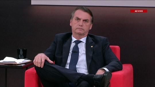 Jair Bolsonaro diz que, se eleito, pode privatizar Petrobras 'se não tiver solução'