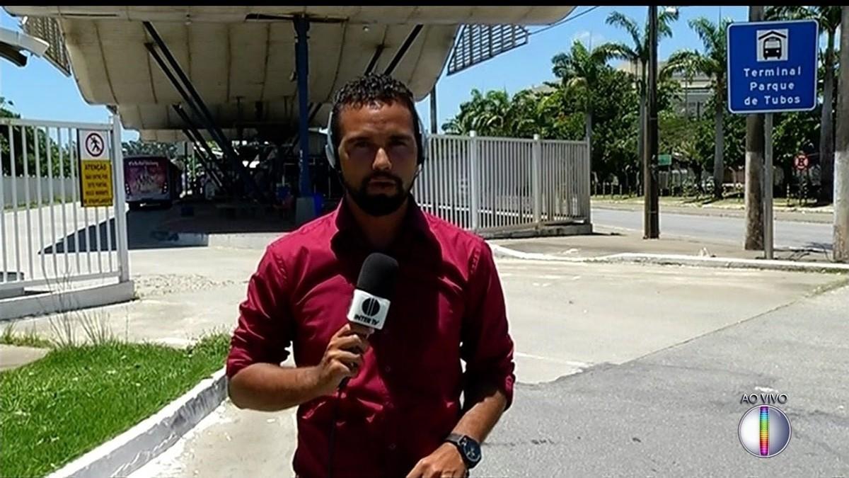 Paralisação dos rodoviários em Macaé, RJ, dura cerca de cinco horas e afeta transporte público