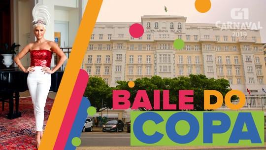 Baile de carnaval do Copacabana Palace tem Deborah Secco como rainha e ingresso a R$ 5,7 mil; vídeo