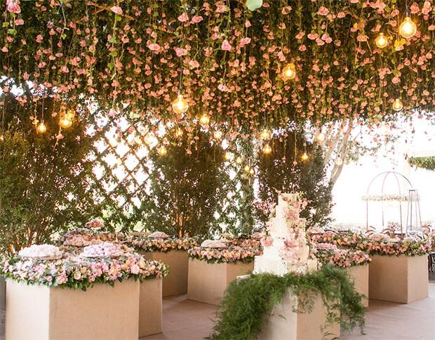 Casamento de Layla Monteiro e William Naoum  (Foto: Reprodução/ Instagram)
