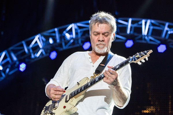 Eddie Van Halen (Foto: getty)