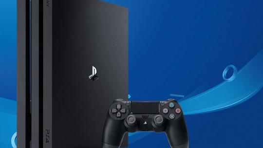 Foto: (Divulgação/Sony) — Foto: PlayStation 4 (Foto: Divulgação/Sony))