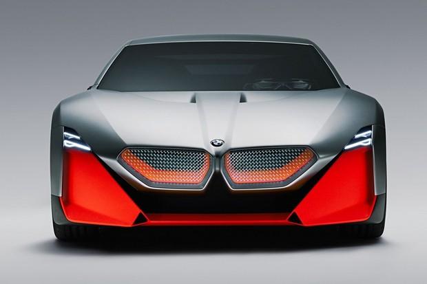 BMW Vision M Next (Foto: Divulgação)
