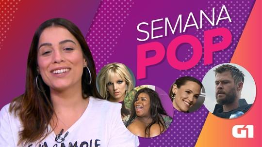 Semana Pop tem mulher mais bonita do mundo, Vingadores e cirurgia de Jojo Todynho