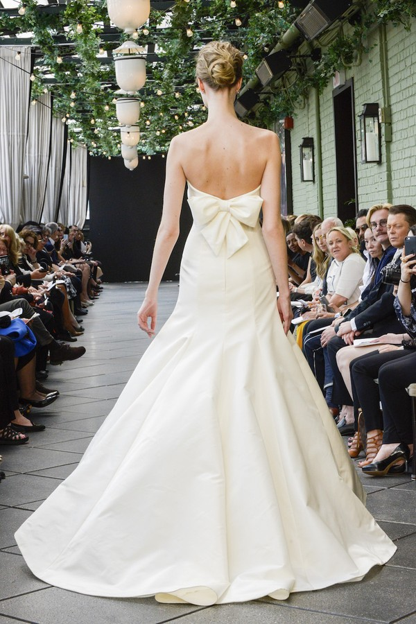 Amsale Bridal - verão 2019 (Foto: IMAXTREE)