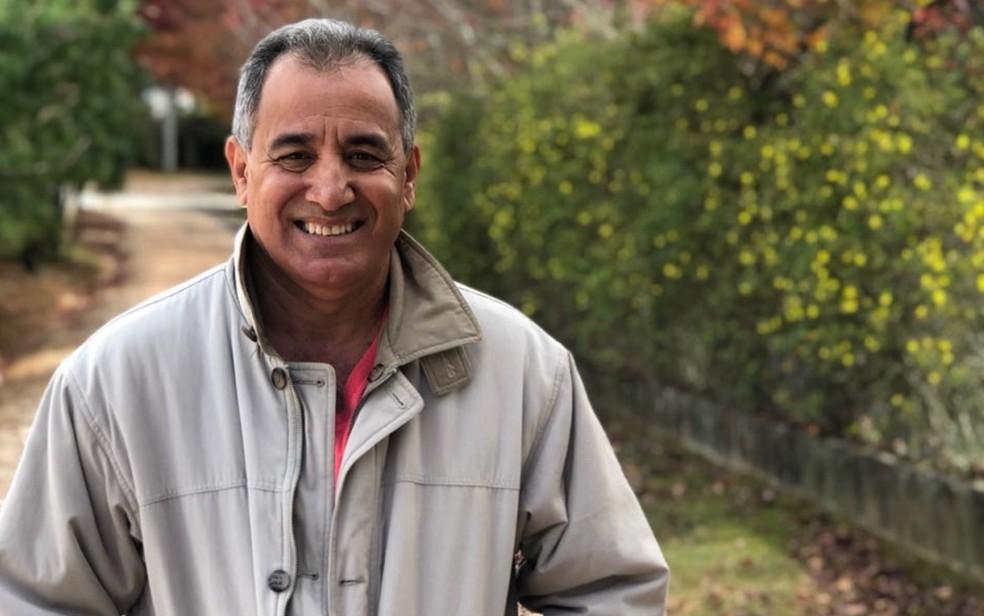 José Maria da Silva foi morto ao reagir a assalto em lanchonete em Goiânia, Goiás (Foto: Ademar da Silva/Arquivo Pessoal)
