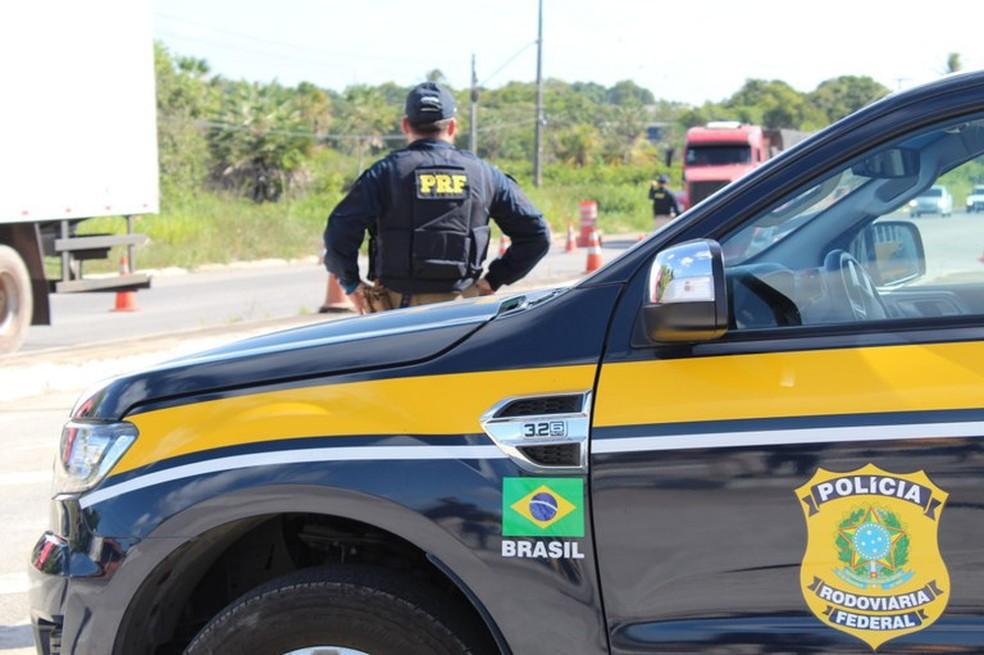 PRF registra redução de 20% no número de acidentes graves durante feriadão da Semana Santa no RN — Foto: Divulgação