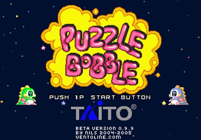Puzzle Bobble (Foto: Divulgação)