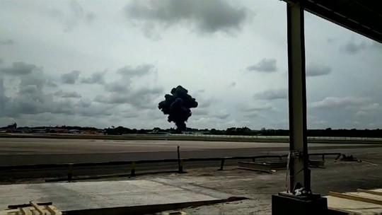 Empresa dona de avião que caiu em Cuba será investigada