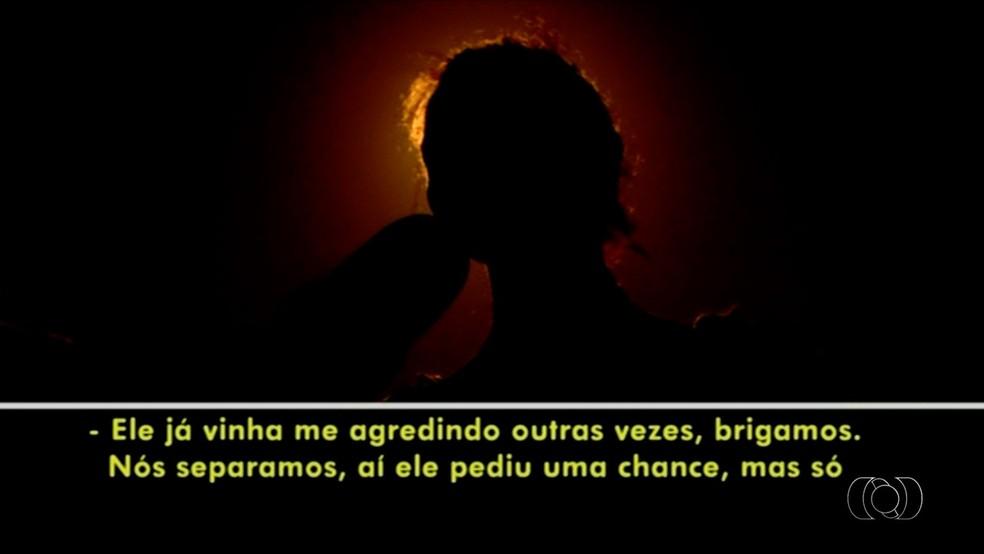 Casos de violência contra a mulher aumentam nos meses de maio e junho em Araguaína (Foto: Reprodução/TV Anhanguera)