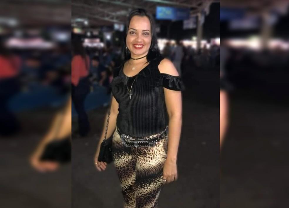 Mulher é morta após ser estrangulada em Santo Antônio do Aracanguá — Foto: Arquivo Pessoal