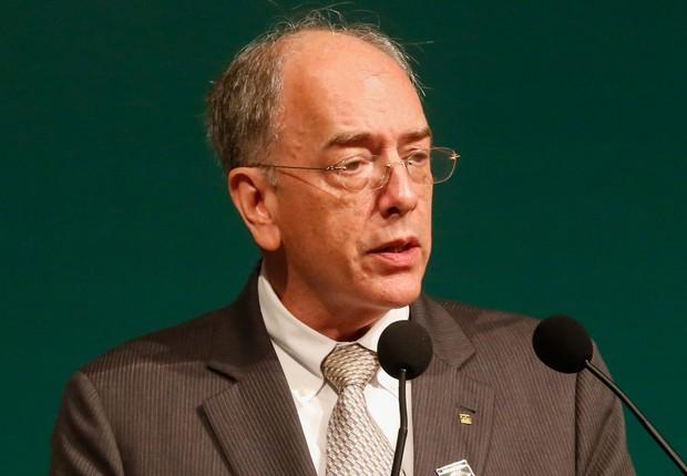 Pedro Parente toma posse como presidente da Petrobras em cerimônia no Rio (Foto: Shana Reis/GERJ)