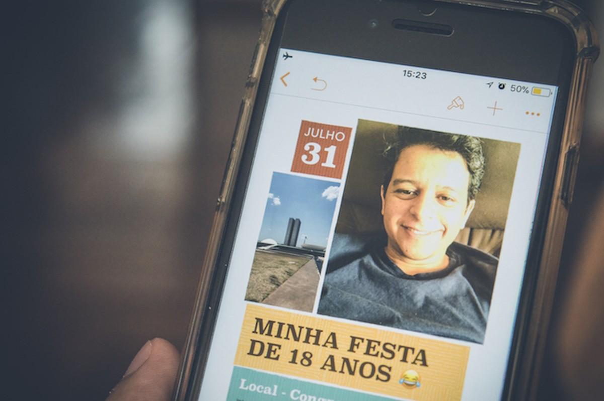 Como Fazer Convite De Aniversário E De Festa Pelo Iphone