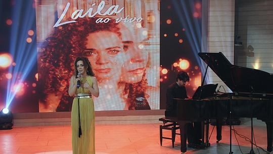 Laila Garin se despede de 'Rock Story' em cena comovente e comenta experiência