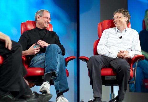 Bill Gates revela a única qualidade que sempre invejou no rival Steve Jobs
