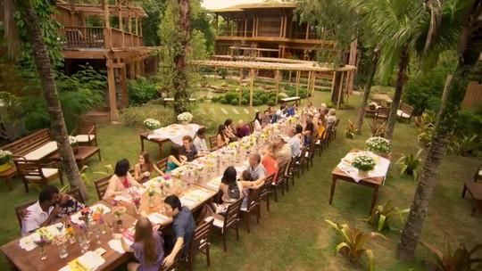 Qual a melhor refeição para se fazer em família?