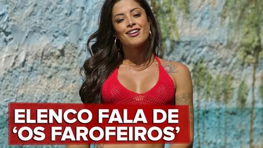 Aline Riscado estreia no cinema e fala de transição após Balé do Faustão: 'Quero voar alto'