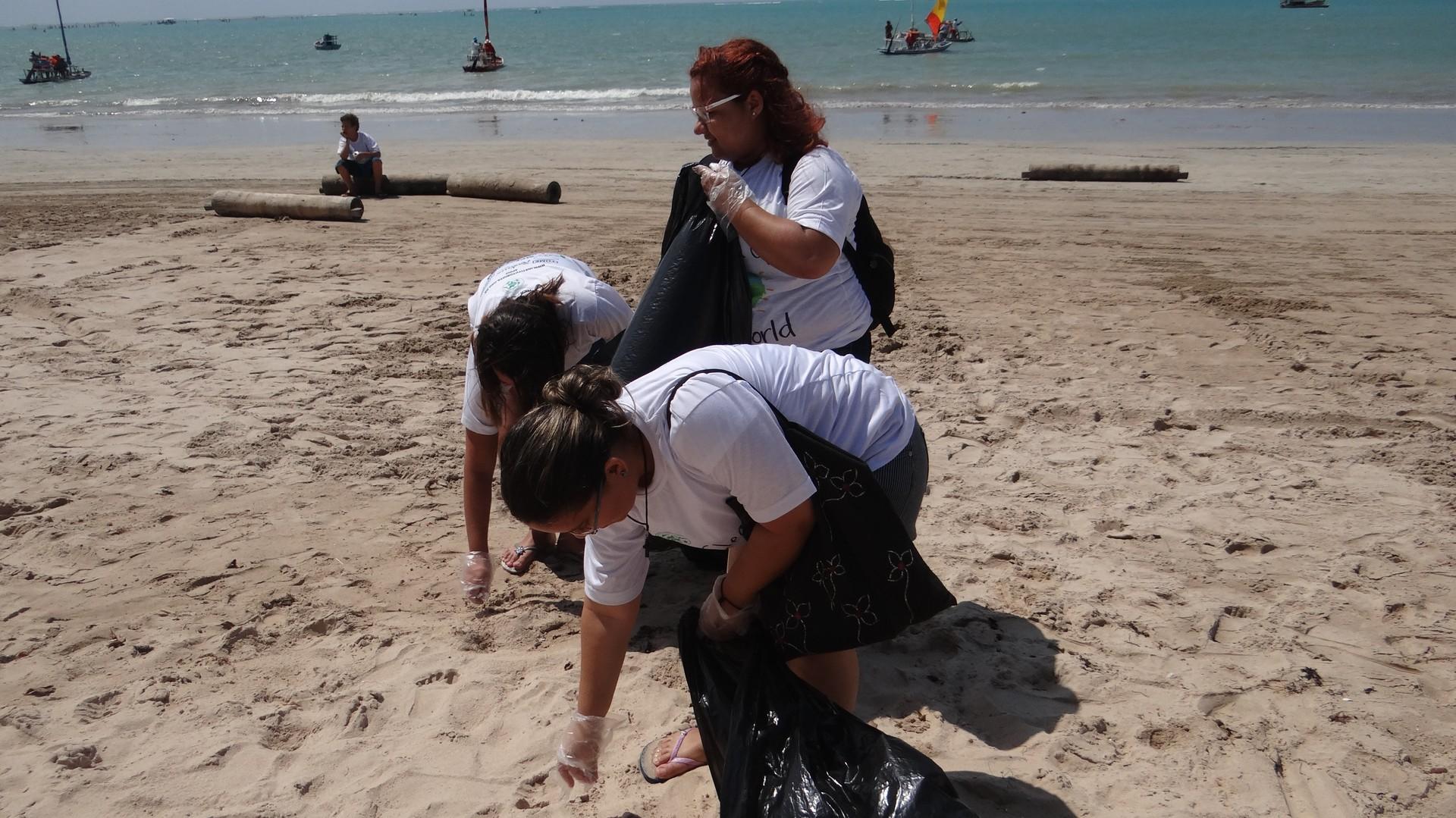 Em AL, Dia Mundial da Limpeza de Praia vai ser celebrado com ações isoladas por causa da pandemia