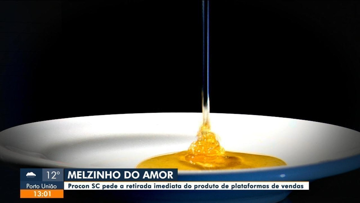'Melzinho do Amor': Procon de SC determina retirada de anúncios do produto vendido pela internet