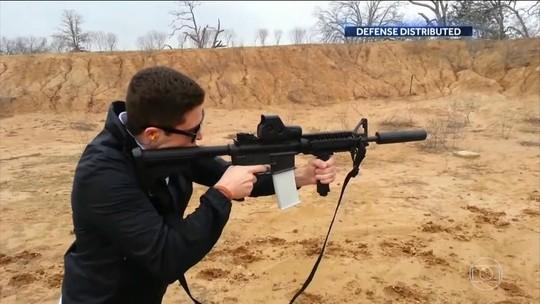 Juiz bloqueia divulgação de instruções para impressão 3D de armas nos EUA