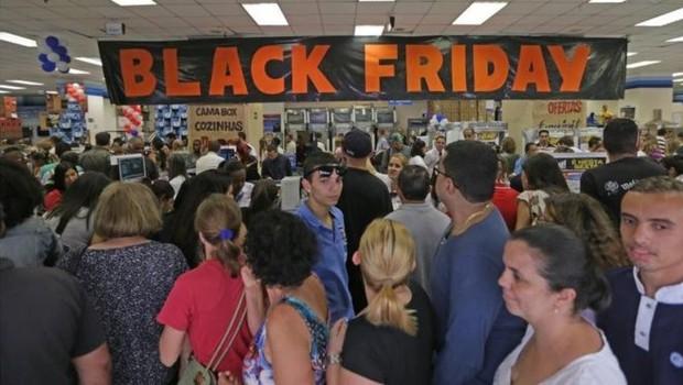 Black Friday chega à sua nona edição no Brasil (Foto: Direito de imagemPAULO PINTO/FOTOS PÚBLICAS)
