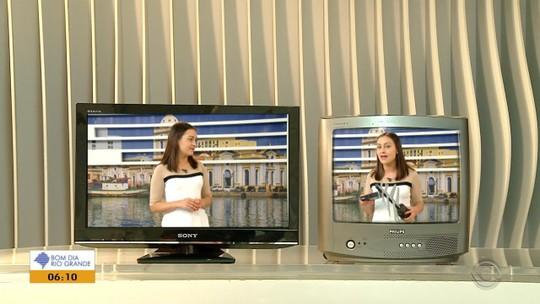 Sinal analógico de TV é desligado em 11 cidades da Região Sul do RS nesta quarta-feira (28)