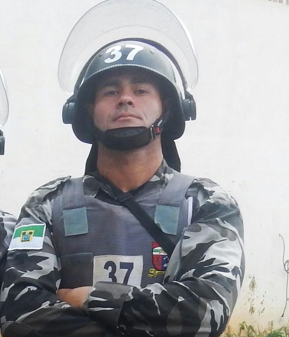 Thiago Jefferson Bezerra de Lima tinha 33 anos (Foto: Divulgação/Sindasp-RN)