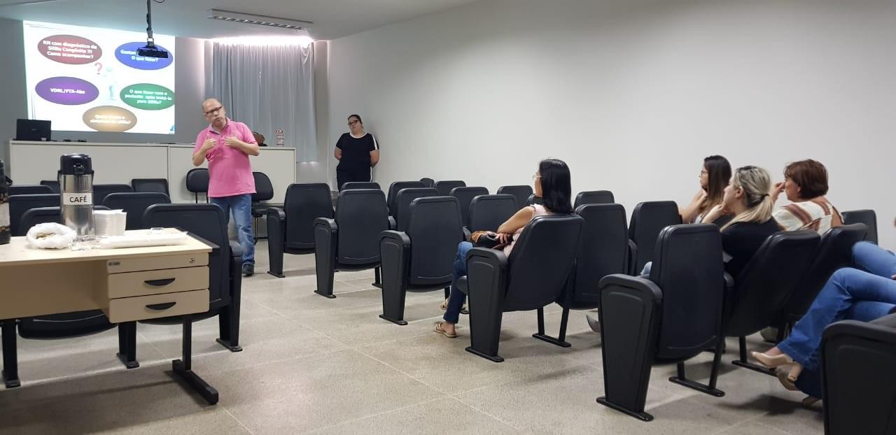 Médicos de Tupã passam por sensibilização sobre sífilis  - Notícias - Plantão Diário