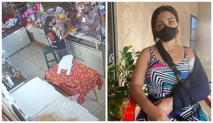 Defesa de homem que agrediu funcionária após briga por uso de máscara diz que ataque foi 'caso isolado': 'Está arrependido'