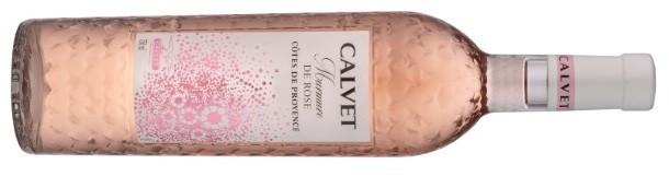 O rosé Calvet da Provence