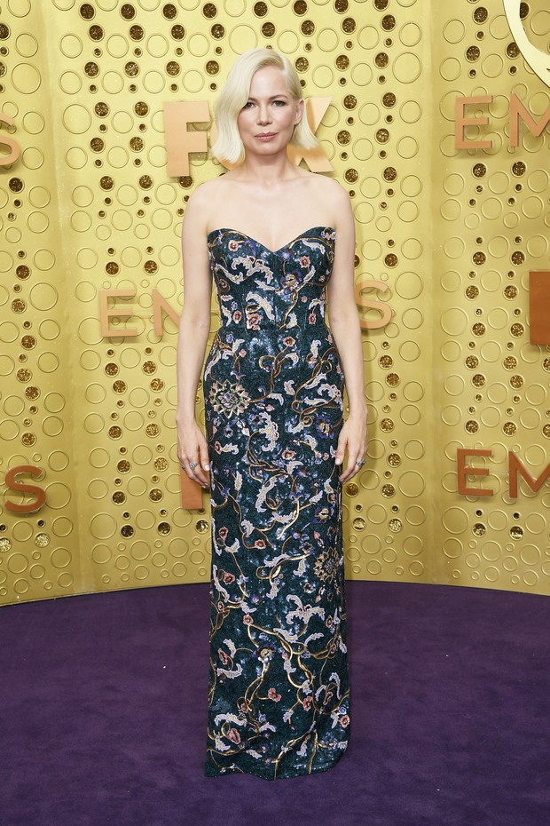 Michelle Williams usa Louis Vuitton (Foto: Getty Images)