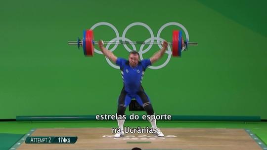 O mais forte? Teste analisa potência de atleta do levantamento de peso