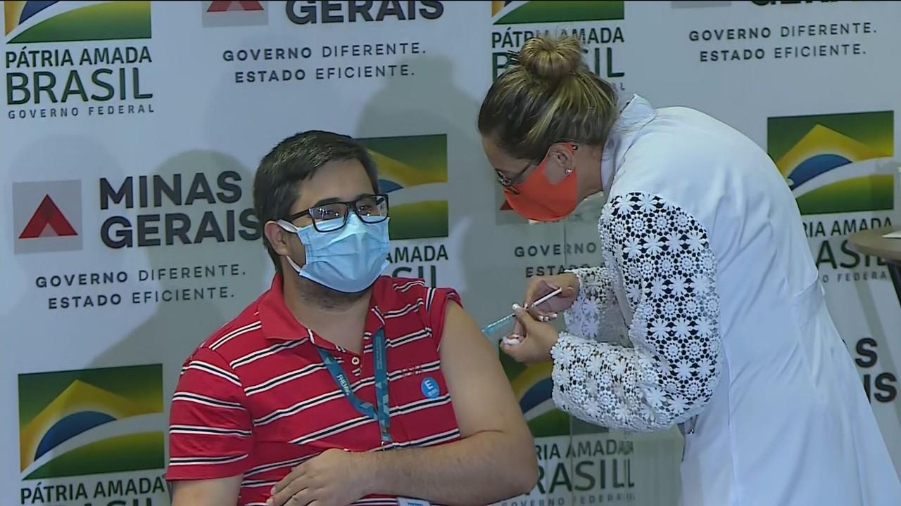 Belo Horizonte começa vacinação contra Covid-19