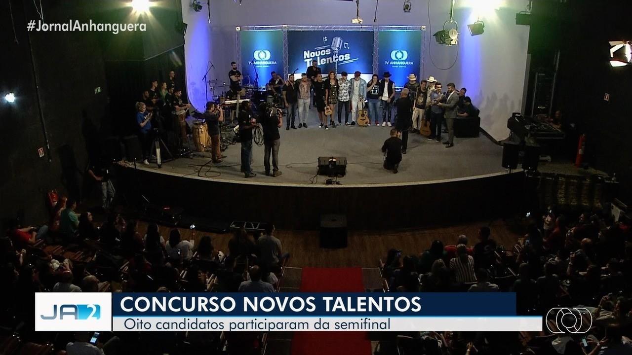 Veja quem são os quatro finalistas do concurso Novos Talentos 2019