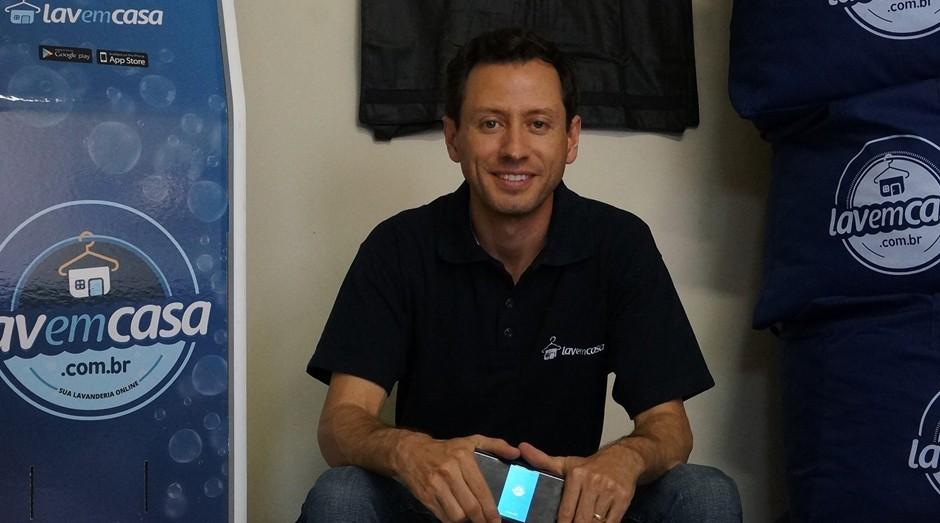 Fabrício Sucupira é o fundador da Lavemcasa (Foto: Divulgação)