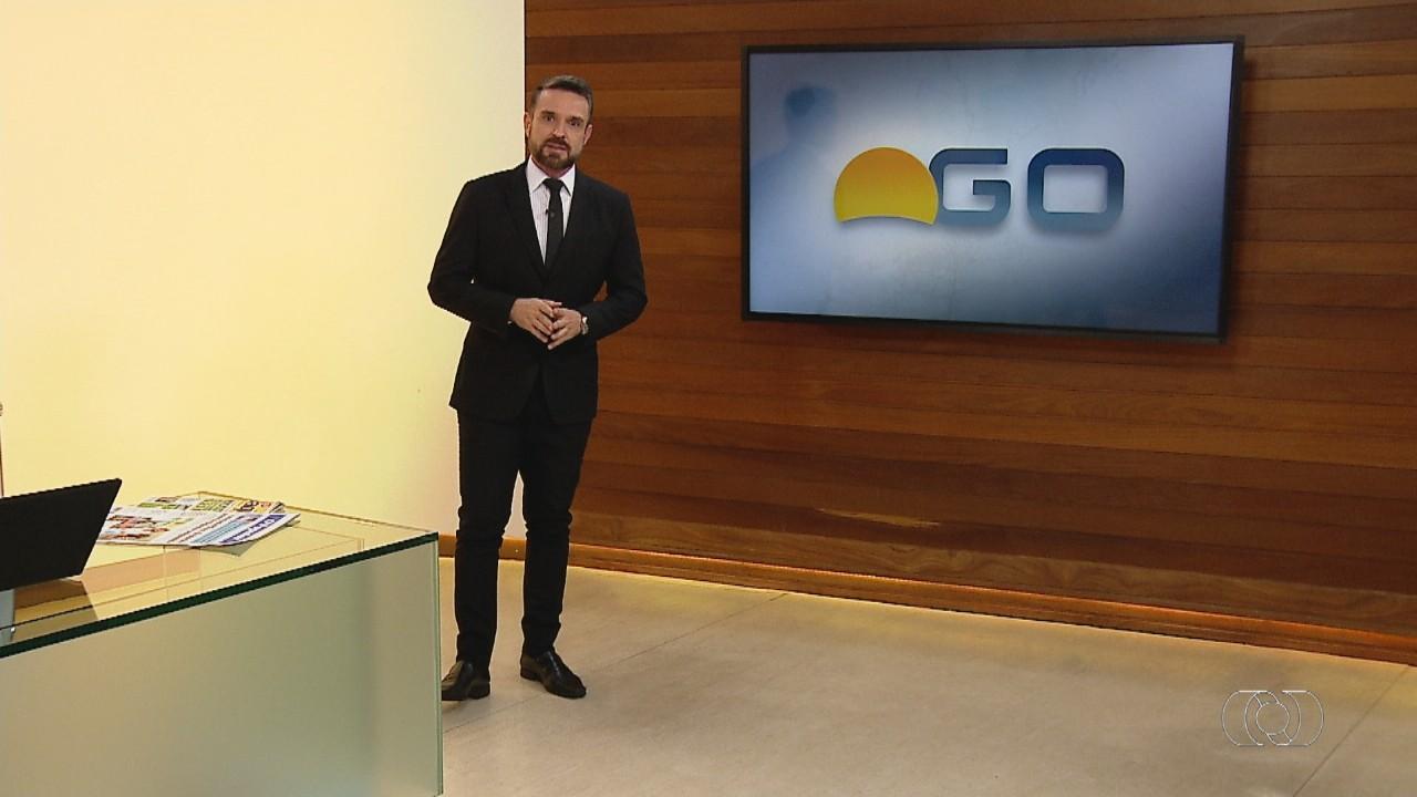 VÍDEOS: Bom Dia Goiás de quarta-feira, 5 de maio de 2021