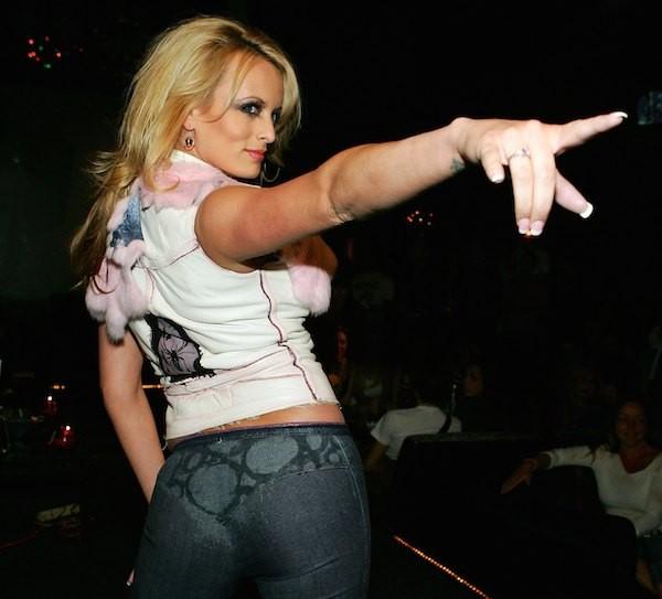 A atriz pornô Stormy Daniels (Foto: Getty Images)