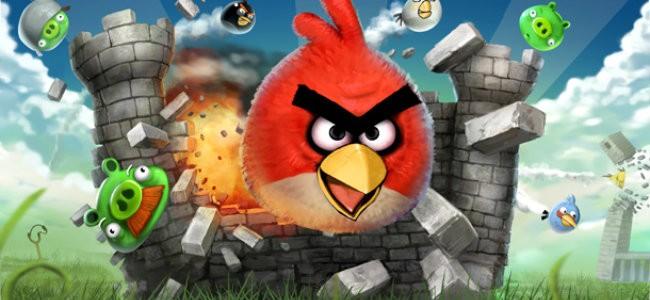 Angry Birds (Foto: Internet / Reprodução)