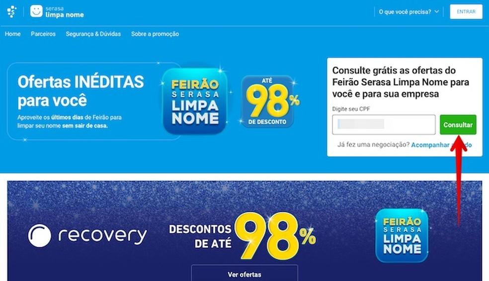 Feirão Serasa Limpa Nome Online Traz Novas Vantagens ... for Beginners