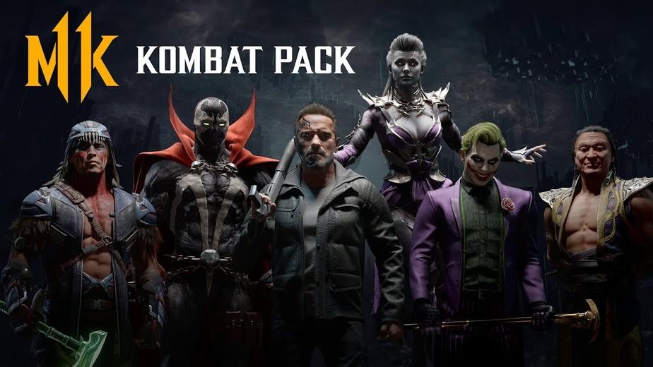 mortal kombat 11 all dlc characters