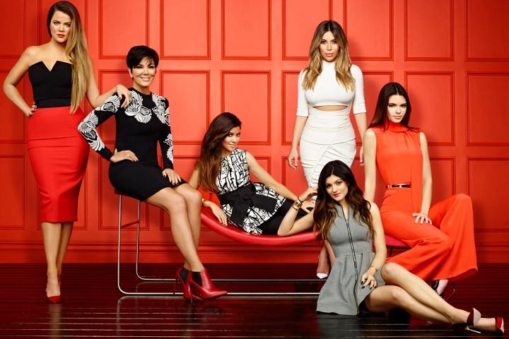'Keeping Up with the Kardashians' (Foto: Divulgação)