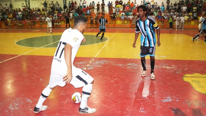 Macau x ABC futsal (Foto: Francisco Anthony)