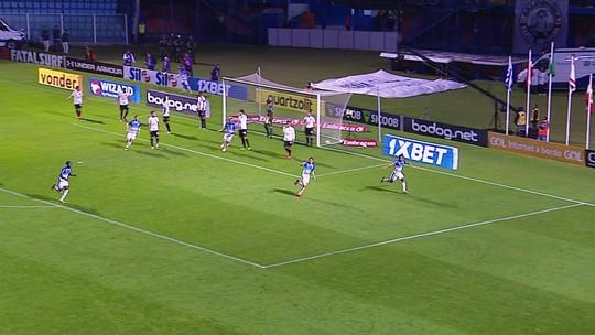 Assista aos melhores momentos de Avaí 1 x 0 Atlético-MG