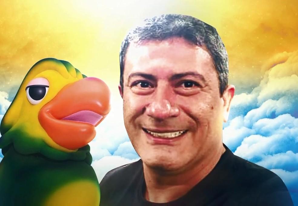 Tom Veiga será enterrado no mesmo cemitérios em que seus pais estão sepultados  Foto: Globo