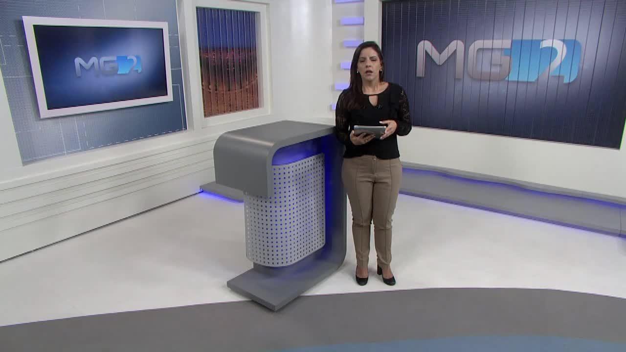 Vídeos: MG2 TV Integração Zona da Mata e Campo das Vertentes de sábado, 25 de janeiro de 2020