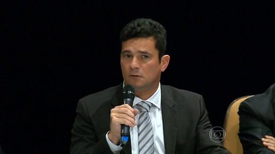 Justiça de SP encaminha denúncia contra Lula para Sérgio Moro julgar