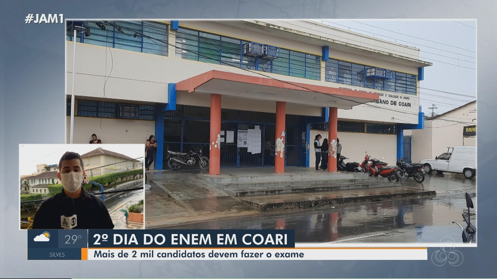 VÍDEOS: Mais de 2 mil famílias são afetadas pela cheia em Boca do Acre; veja destaques do JAM 1
