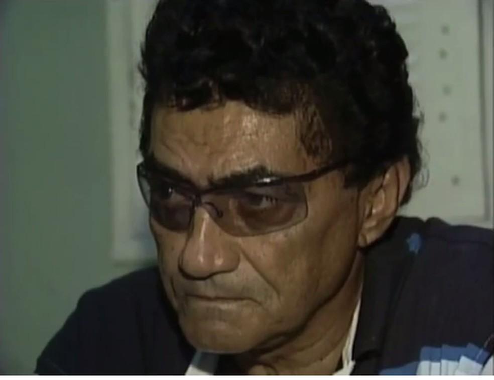 Delegado Cid Júnior, morto no Ceará em 2008 — Foto: TV Verdes Mares/Reprodução