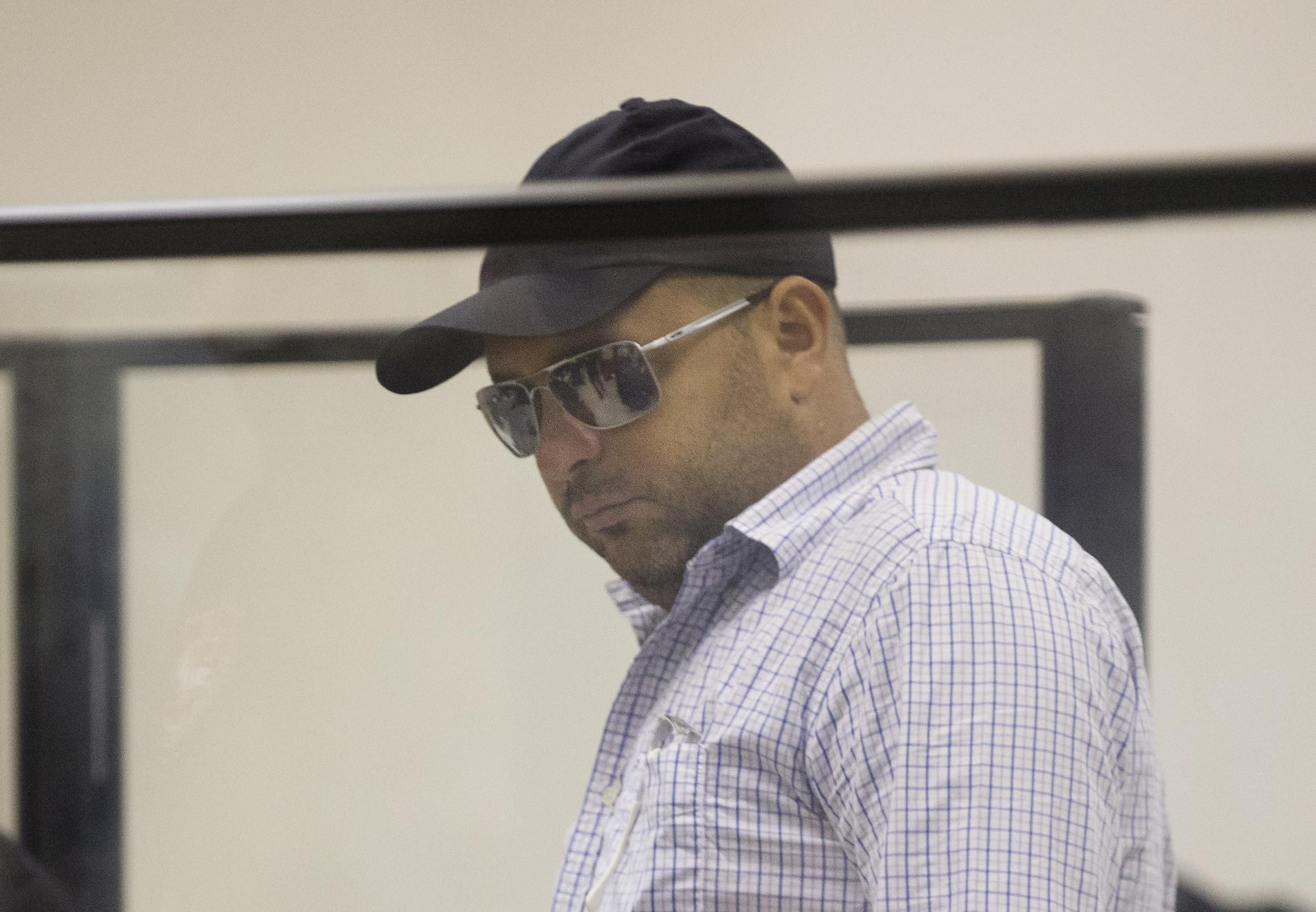 O major da PM Ronald Paulo Alves Pereira, acusado de chefiar a milícia de Rio das Pedras e da Muzema